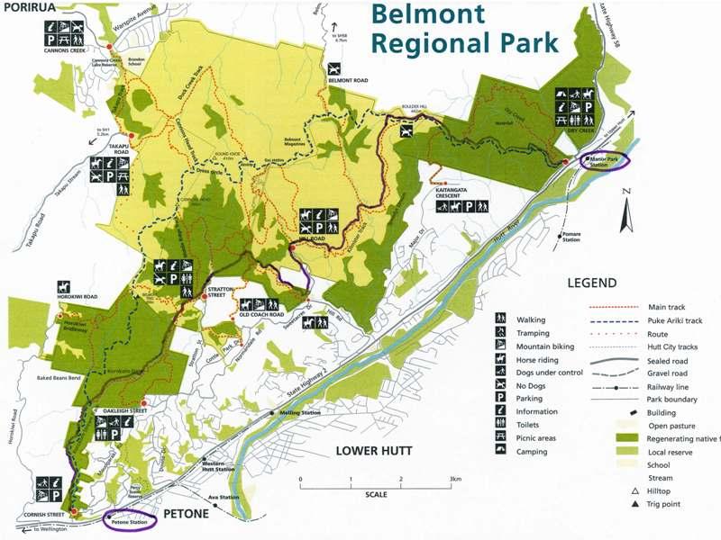 belmont regional park. Black Bedroom Furniture Sets. Home Design Ideas