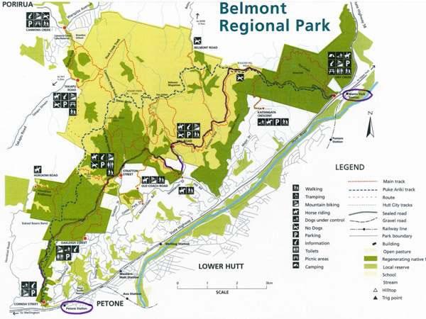 belmont regional park 2009 belmont park walk. Black Bedroom Furniture Sets. Home Design Ideas